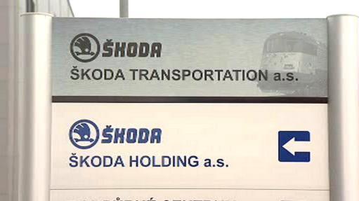Škoda holding