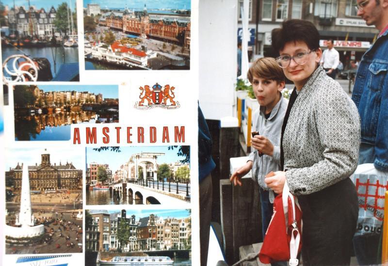 Pohlednice z Amsterodamu (1990)