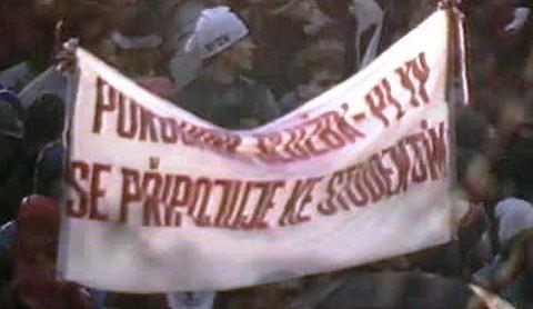 Listopadové dny roku 1989