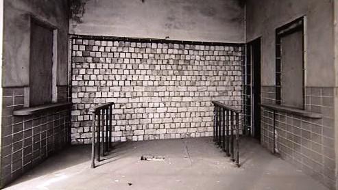 Berlínská zeď - rozdělené metro