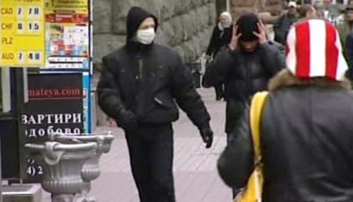 Chřipková epidemie