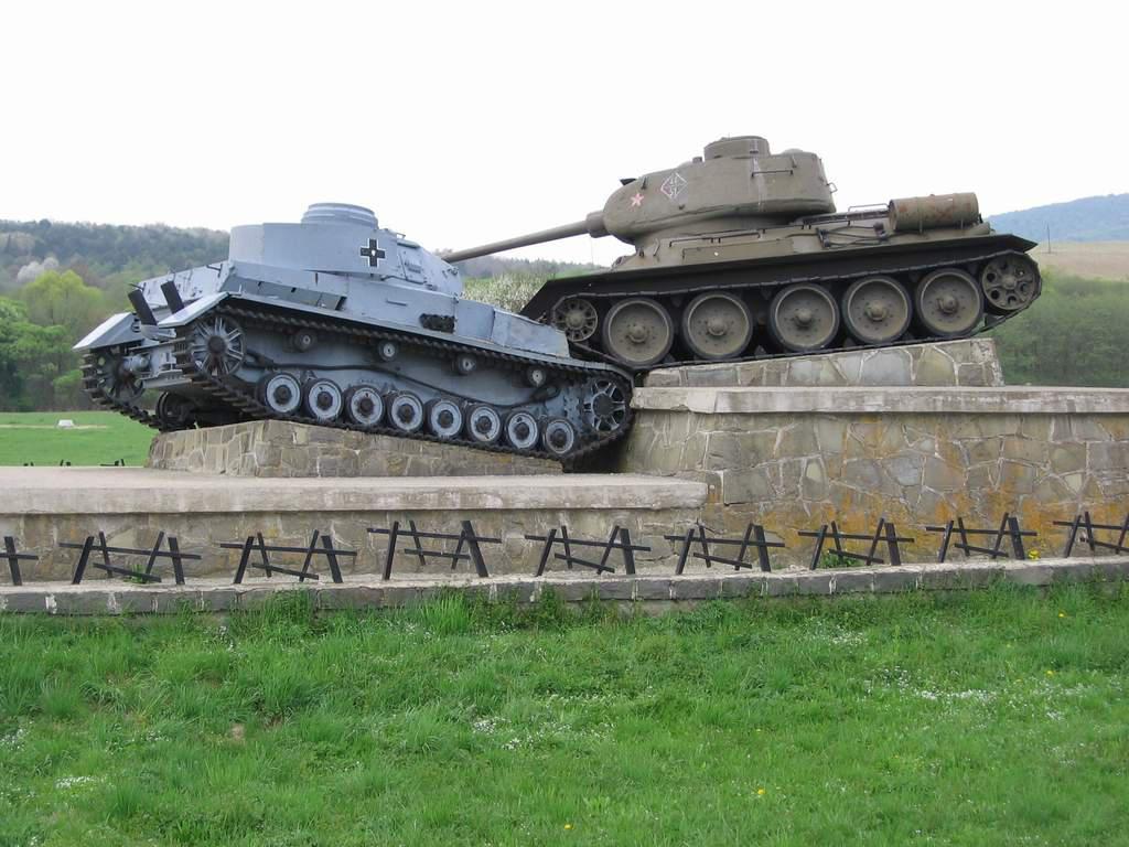 Památník bitvy o Dukelský průsmyk