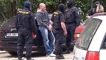 Policejní zátah