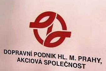 Logo dopravního podniku