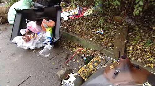 Městský odpad