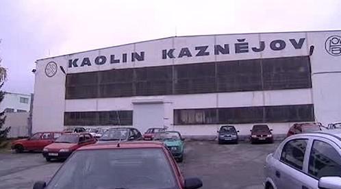 Kaolin Kaznějov