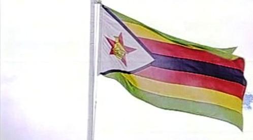 Zimbabwská vlajka