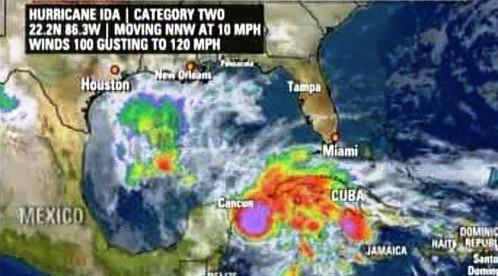 Hurikán Ida