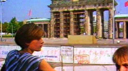 Berlín v roce 1989