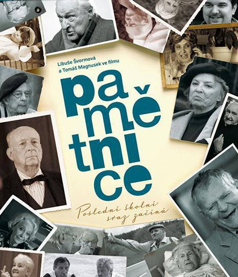 Plakát k filmu Pamětnice