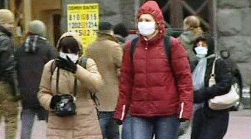 Chřipka na Ukrajině