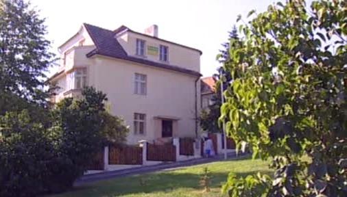 Pražské domy