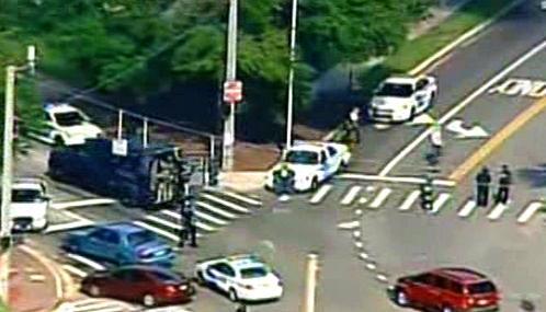 Policie zasahuje proti střelci v Orlandu