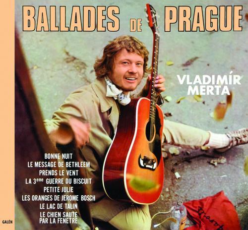 Vladimír Merta / Ballades de Prague
