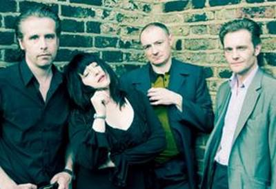 Lydia Lunch, James Johnston, Terry Edwards,  Ian White