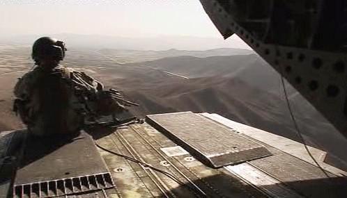 Koaliční voják v Afghánistánu