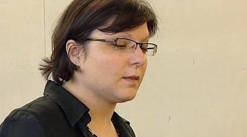 Neúspěšná kandidátka na děkana FF Šárka Cabadová
