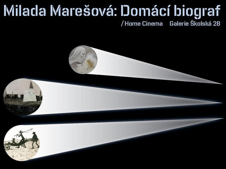Milada Marešová / Domácí biograf