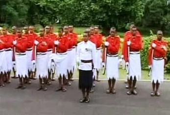 Vojenský režim na Fidži