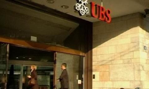Budova banky UBS
