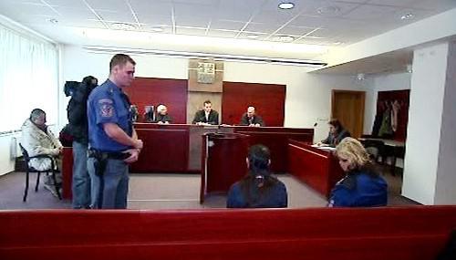Soudní líčení s Žanetou Danišovou