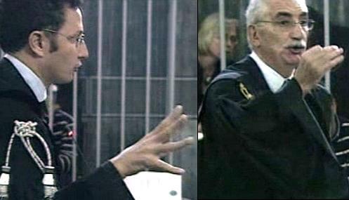 Jednání italského soudu