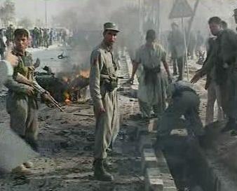 Atentát v Kábulu