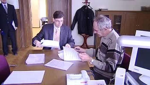 Jiří Pospíšil a Jaroslav Zachariáš