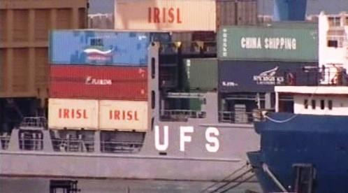 Izraelci zabavili loď plnou zbraní