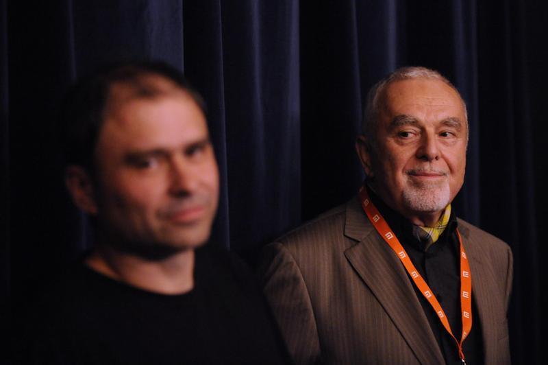 Dan Krameš a Jan Klusák (zleva)