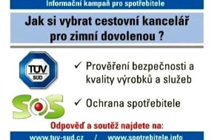 Informační kampaň pro spotřebitele