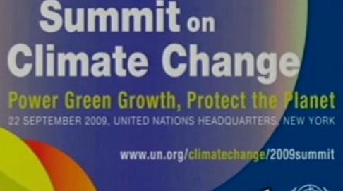 Summit o klimatických změnách