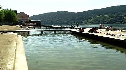Millstätterské jezero v Korutanech