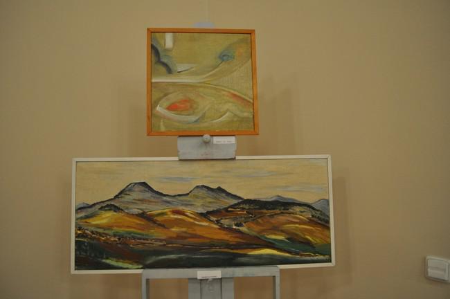 Výstava obrazů Václava Krejcara