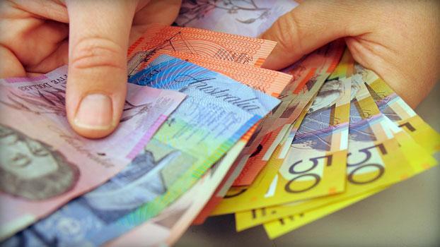 Australské dolary