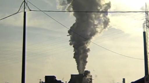 Znečištění Ostravska