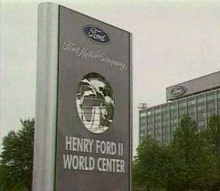 Automobilka Ford