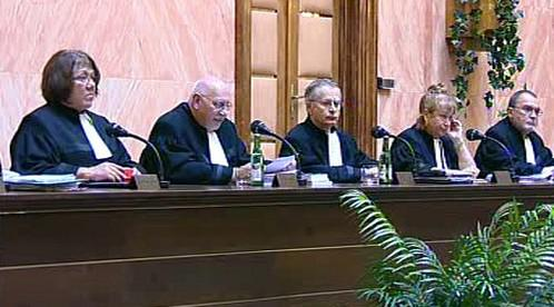 Ústavní soudci