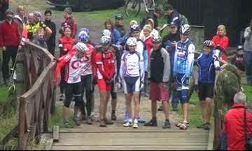 Účastníci závodu
