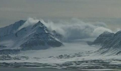 Tající ledovce odhalují nerostné bohatství