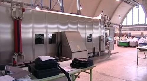 Průmyslová prádelna
