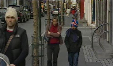 Islanďané