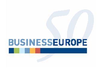 Logo BusinessEurope