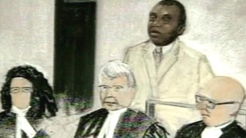 Soud s Rwanďanem Désirém Munyanezou