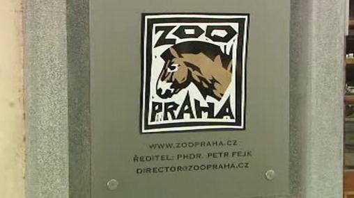 Pražská zoologická zahrada