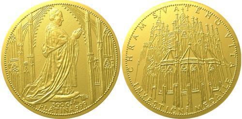Platinové medaile