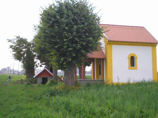 Kaplička sv. Marie Lurdské - Mžany