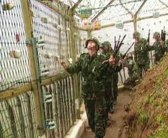 Korejští vojáci