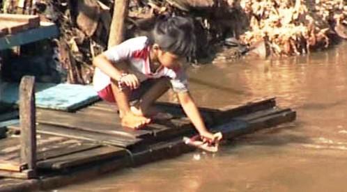 Nedostatek pitné vody