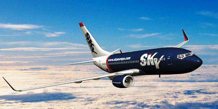 Letadlo SkyEurope